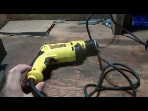 Review On My DeWALT 3/8 Corded Vsr Drill.