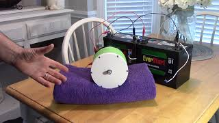 Pulse Energizer For Radiant Energy (3D Printed) #2