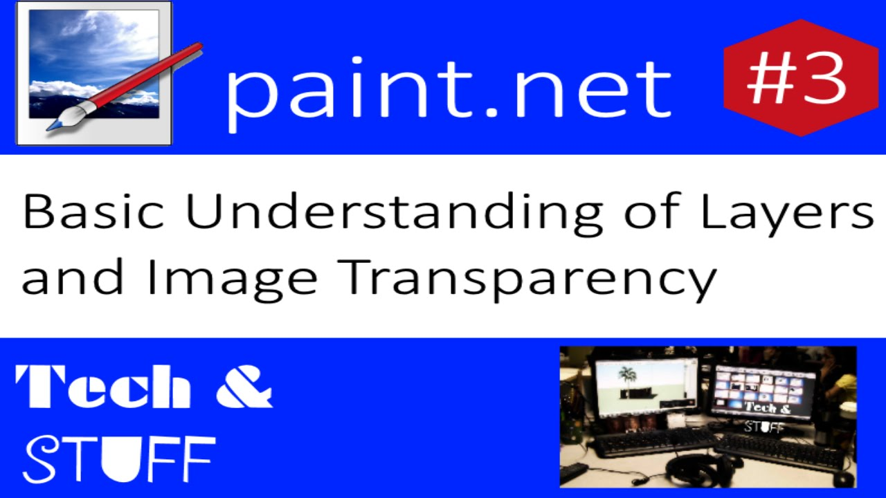 basic understanding of layers and image transparency p