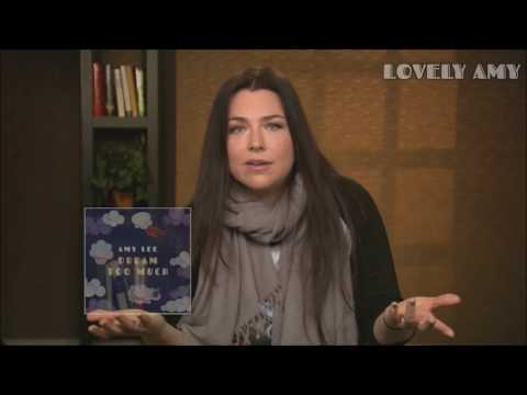 Amy Lee - Side Walks TV interview (Dream Too Much)
