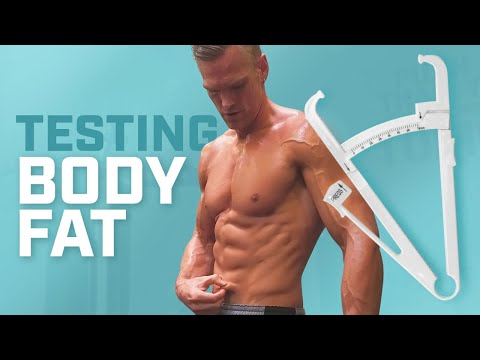 Testing Body Fat with Calipers