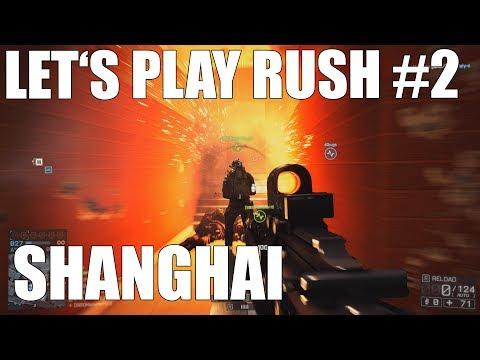 BF4 Multiplayer: Rush #2 - Siege Of Shanghai