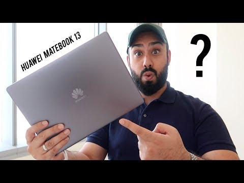Huawei Matebook 13 REVIEW
