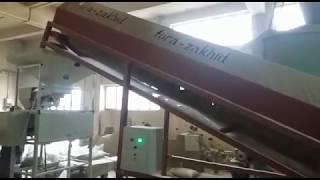 Производство пеллет и упаковка в пакеты по 15кг в Румунии тм Фора Захид