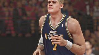 HD XBOX One NBA 2k14 My Player Career 48 Playoffs
