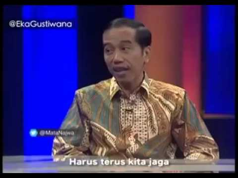Lagu Buat INDONESIA  Dari JOKOWI KEREN  @MataNajwa @Metrotv ||| EDITAN KREATIF