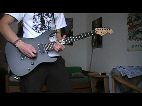 BMTH Suicide Season Guitar Cover (OLD)