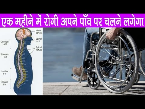 Best Ever Treatment of Paralysis By Madhav Rao (Rajiv Dixit's Student)