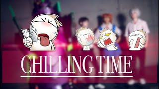 Chilling time - Otakuthon 2016