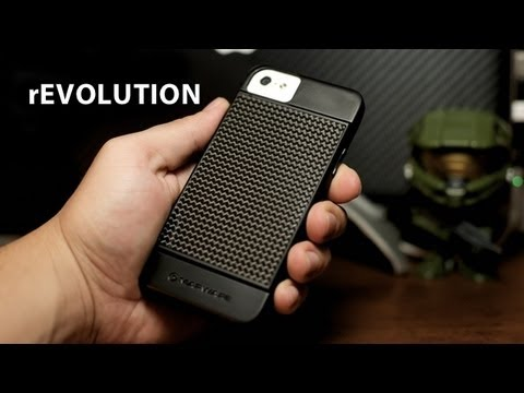 newest 2c401 0322a REAL Carbon Fiber iPhone 5 Case! - Marware rEVOLUTION Review