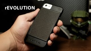 REAL Carbon Fiber iPhone 5 Case! - Marware rEVOLUTION Review