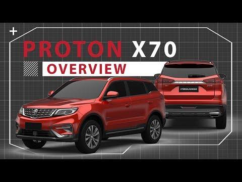 Pintar Bah Kereta Proton X70! | Malaysia