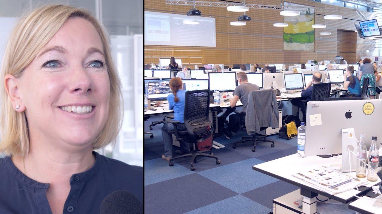 """""""Welt""""-Chefin Stephanie Caspar über digitales Denken und Markenführung"""