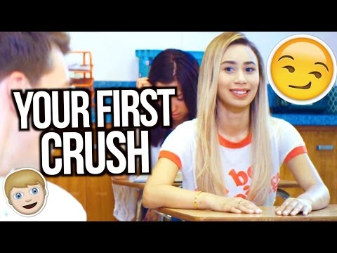 Thumbnail: How to Survive High School: Your First Crush!