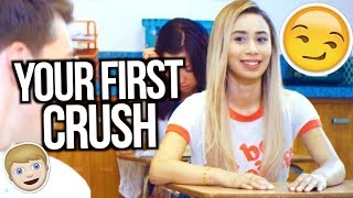 How to Survive High School: Your First Crush! | MyLifeAsEva thumbnail