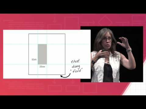 """Real Art Direction on the Web"" - View Source Conference talk by Jen Simmons"