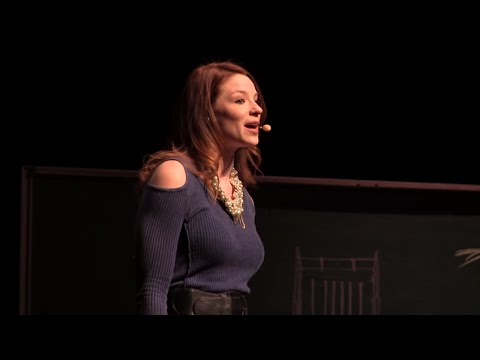 Mindful Love: How To Stay Off The Dating Crazy Train | Katie Hoffman | TEDxUniversityofTulsa