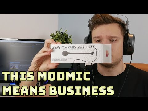 A ModMic for businesses (but also for gamers)
