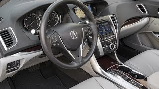 WOW!! Amazing 2015 Acura TLX 2 4L Review