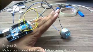 Arduino based 3 Innovative Projects