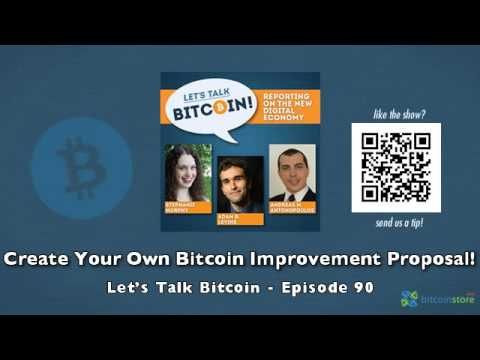 Create Your Own Bitcoin Improvement Proposal!