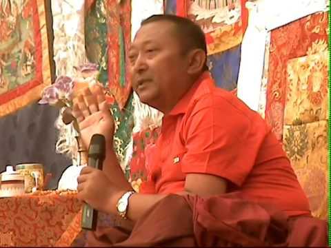 H.E Shiva Rinpoche Teaching