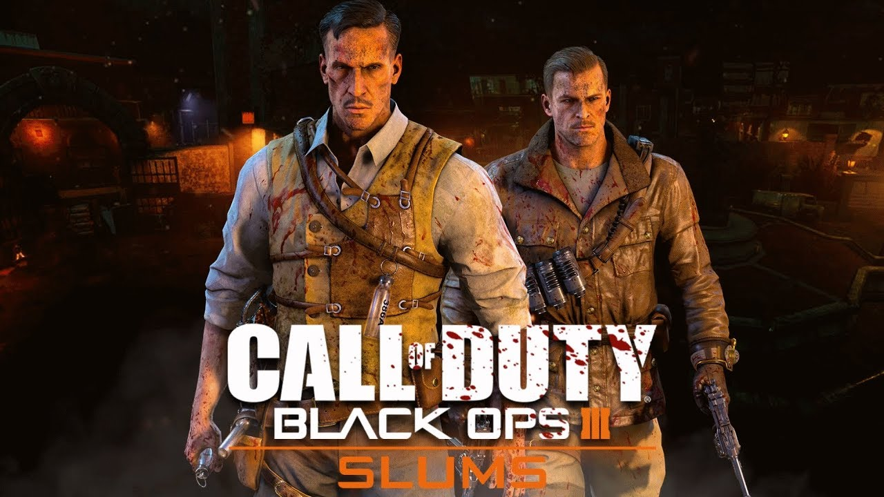 Official Call Of Duty: Black Ops 3 – Custom Zombies Slums Trailer
