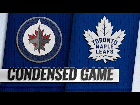 10/27/18 Condensed Game: Jets @ Maple Leafs