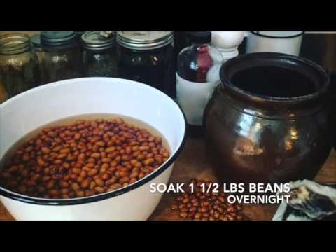 The Sweet Life In Maine Making Baked Beans And Enjoying Maple Season