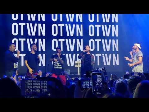 O-Town ft. Lance Bass and Chris Kirkpatrick from NSYNC - Bye Bye Bye