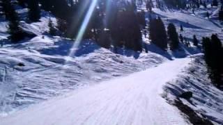 Gerlos-2011-Zillertal Arena-Longest Descent red 22'19c'b'19'11-Ubergangsjoch-Zell im Zillertal.mp4
