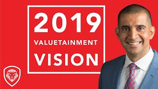 Patrick Bet- David Live - Episode 1: The Valuetainment 2019 Vision