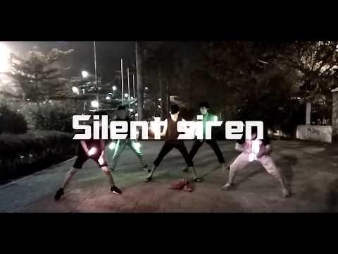 【ヲタ芸】KANA-BOON - シルエット @Bunkasaiusu2018  x Silent siren - KAKUMEI【MEDAN WOTAGEHISHI】