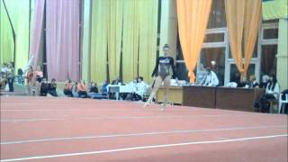 Спортивная Гимнастика КМС Говзан Ира