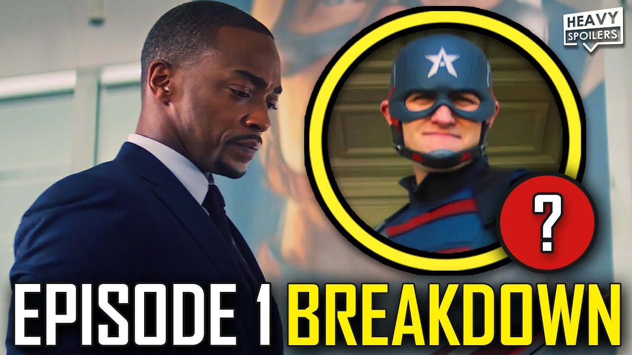 'The Falcon and The Winter Soldier' Episode 1 Review