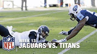 Terrible Snap Leads to Titans TD! | Jaguars vs. Titans | NFL