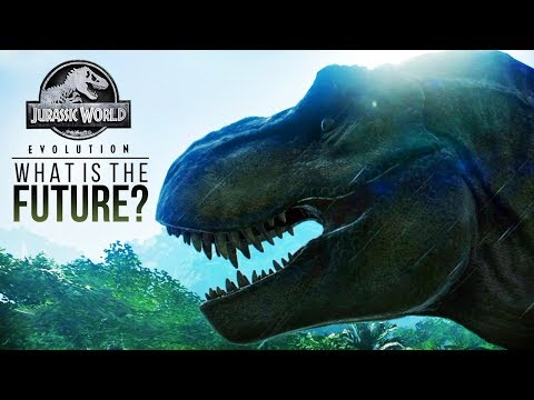 What Is The Future Of Jurassic World Evolution? | DLC, Modding, New Parks