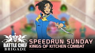 Battle Chef Brigade - Daily Cook-off | Speedrun Sunday