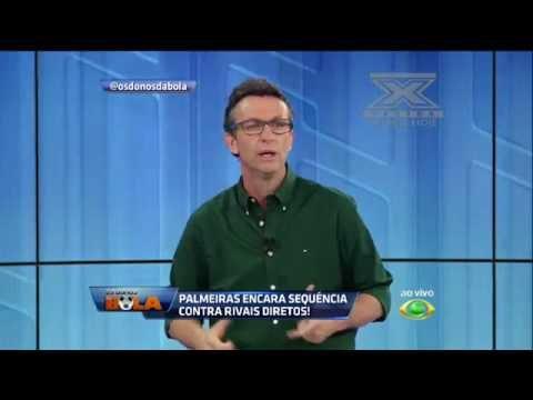 Palmeiras Vai Ser Campeão Do Campeonato Brasileiro, Diz Neto