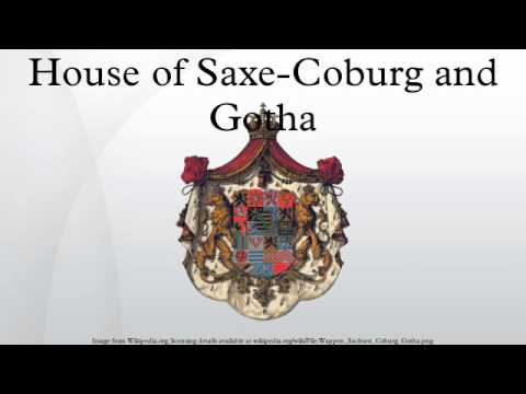 House of Saxe-Coburg and Gotha