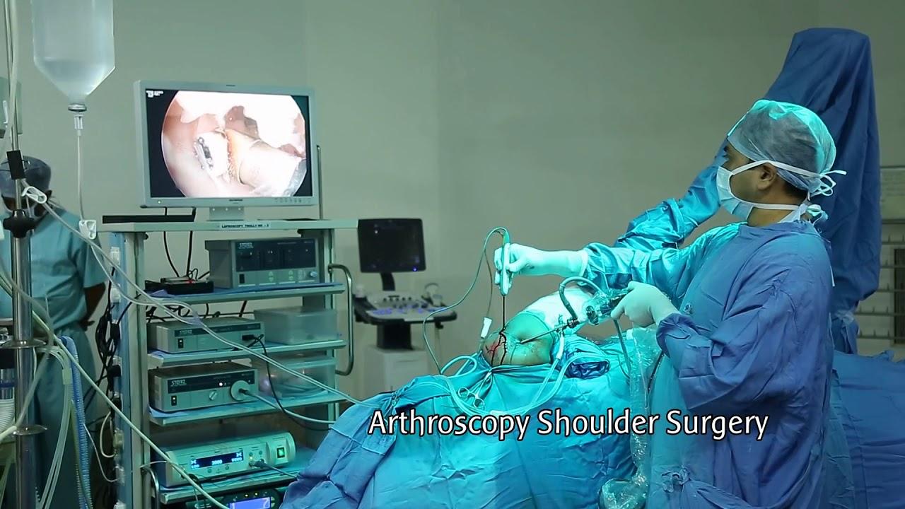 Orthopedic Doctor In Surat, Dr  Krunal Shah   Arthroscopy Centre