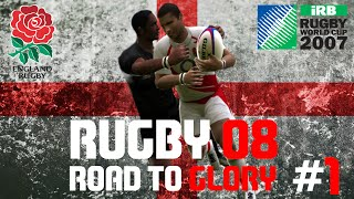 BRING IT BACK!! RUGBY 08 ENGLAND ROAD TO GLORY!!
