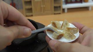 MiniFoodGyoza 食べれるミニチュア餃子