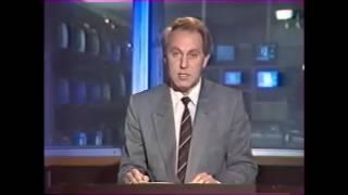 Программа 'ВРЕМЯ' от 19 августа 1991 года ГКЧП.  Отрывок.