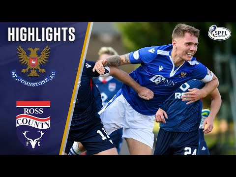St. Johnstone Ross County Goals And Highlights