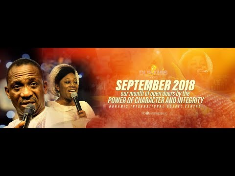 POWER COMMUNION SERVICE 26-09-2018