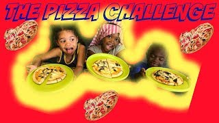 WATCH KAINAN, JOURNEY & KARMY MAKE THEIR OWN PIZZAS! DON'T FORGET T...
