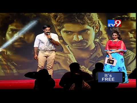 Actor Harish Uthaman Speech at C/o Surya Pre Release Event || TV9
