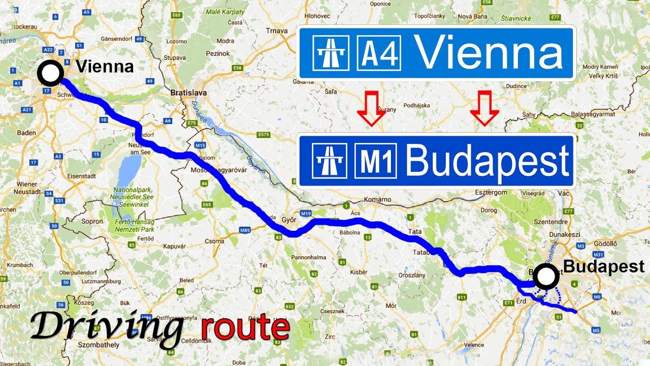 Distanta Rutiera Bucuresti Viena
