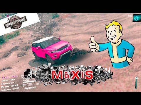 SpinTires-(Range Rover Evoque)